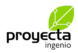 Logo proyecta sin fondo
